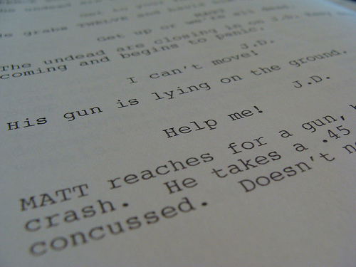 screenwriting agents unsolicited faxes