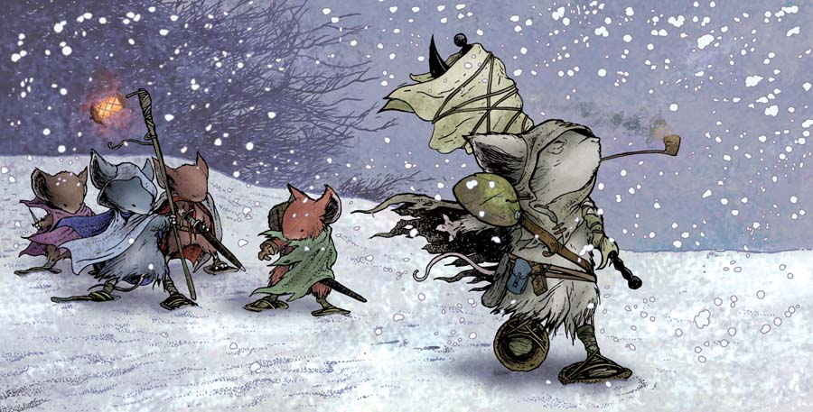mouse guard banner