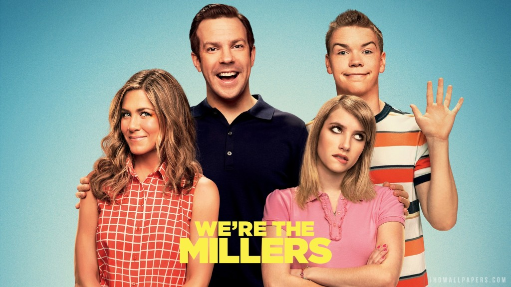 We're the Millers banner