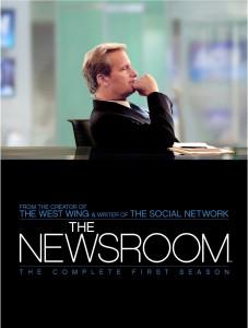 newsroom dvd