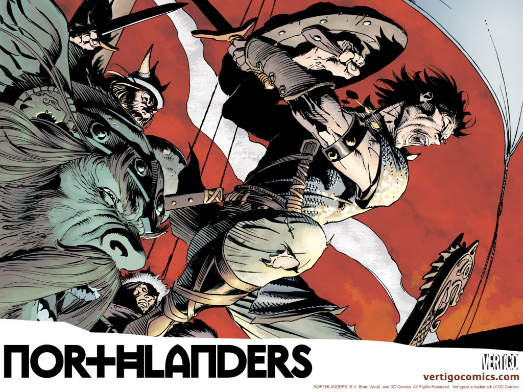 Northlanders banner