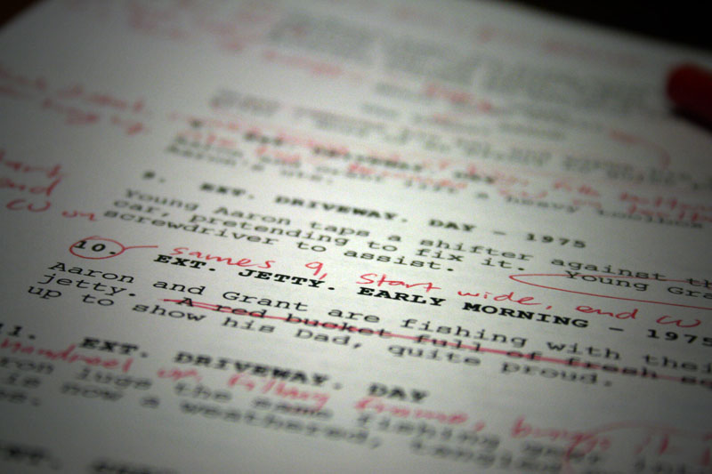 screenplay notes banner1