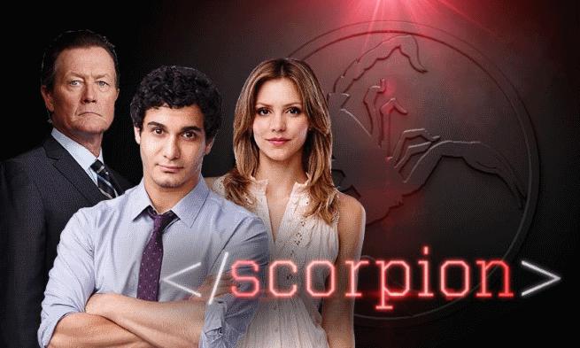 scorpion banner