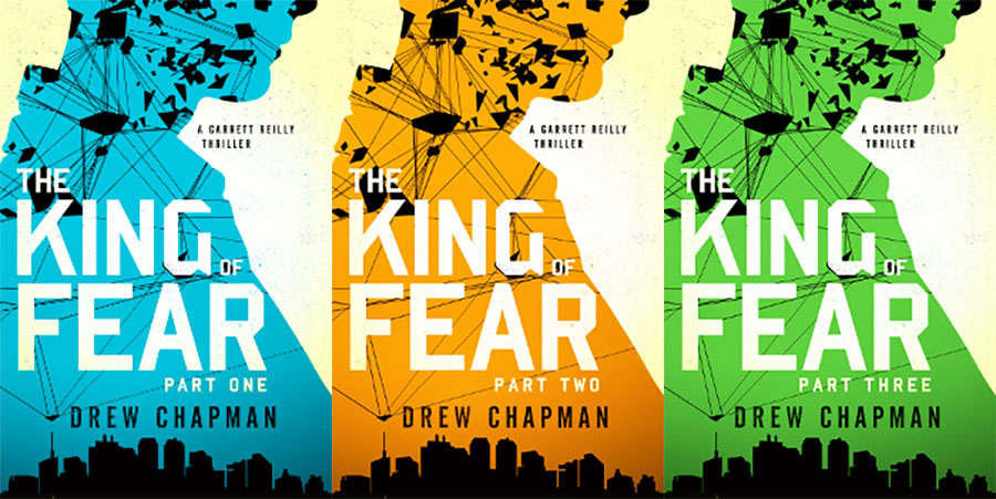 King of Fear covers
