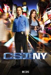 CSI NY poster