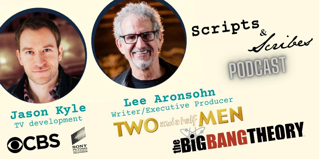 Ep 169 – Lee Aronsohn & Jason Kyle