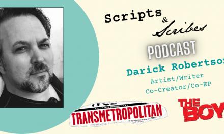 Ep 170 – Darick Robertson